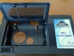 30535 VHS-C Cassette Adapter