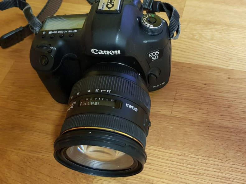 30548 EOS 5D Mark III mit 24-70mm 2.8