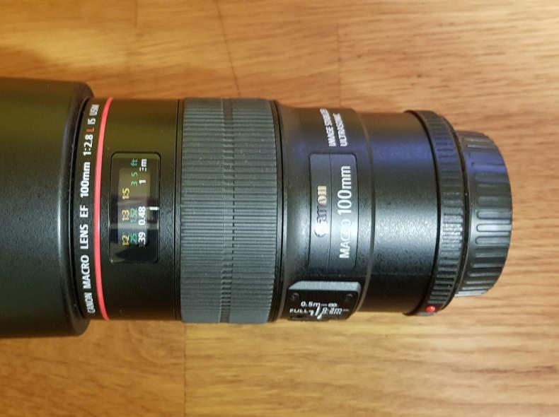 30552 Canon Makro 100mm 2.8