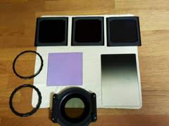 30554 Haida Filter Set Pro 100m