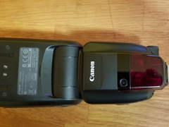 30555 Canon Speedlight 600 EX-RT