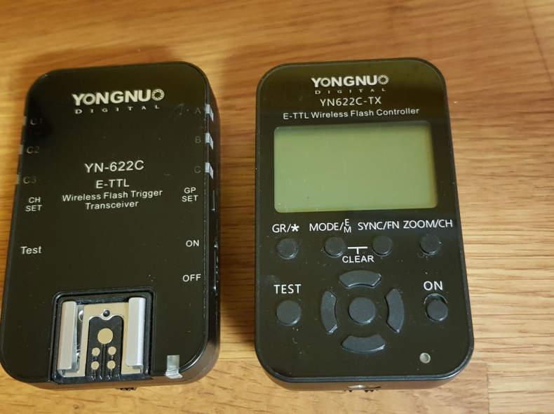 30556 Yongnuo YN622C und YN622 TX