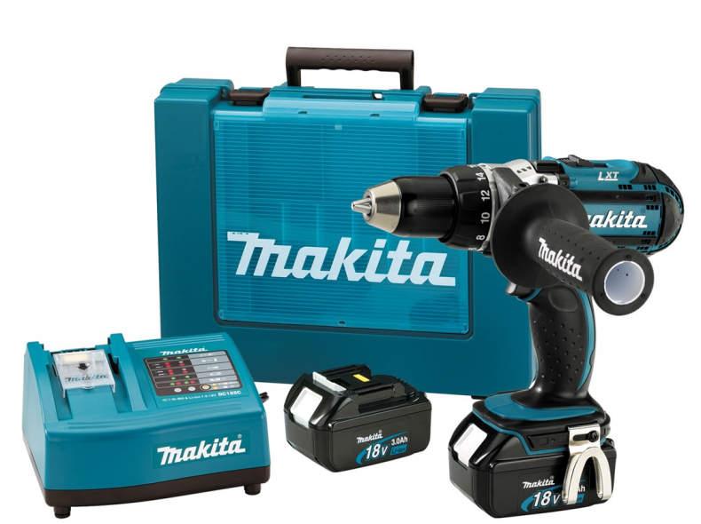 30644 Makita Bohr-Akkuschrauber