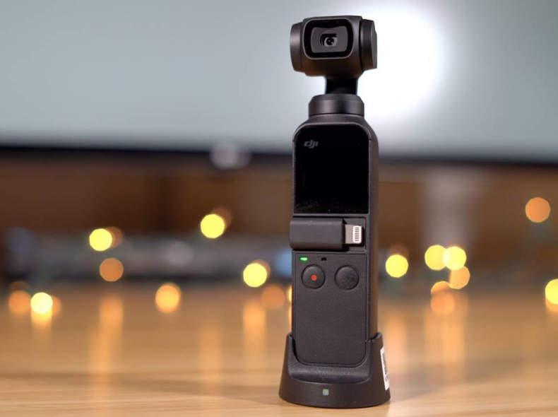 30766 DJI Osmo Pocket Kamera Wireless
