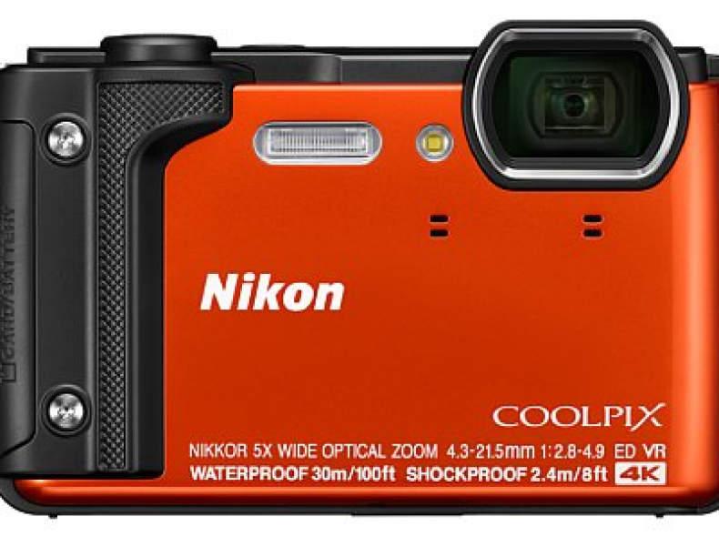 30810 Nikon W300 Unterwasserkamera