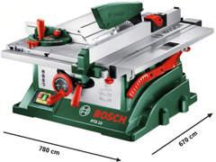 30850 Bosch Tischkreissäge