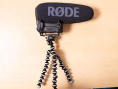 30892 Rode Videomic Pro plus + Deadcat