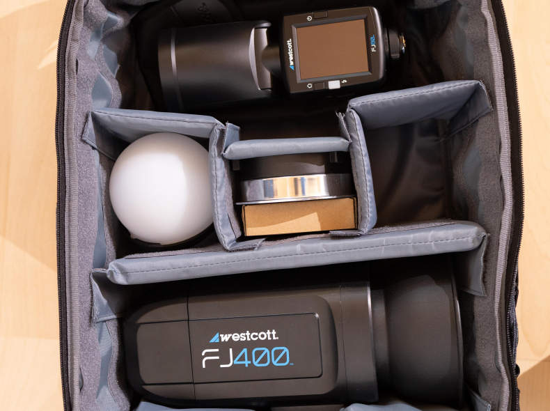 30895 Westcott Studioblitz + Softbox 60cm
