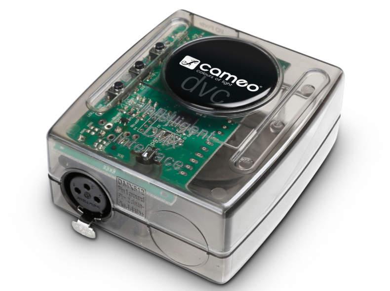 31060 Cameo DVC DMX-Interface