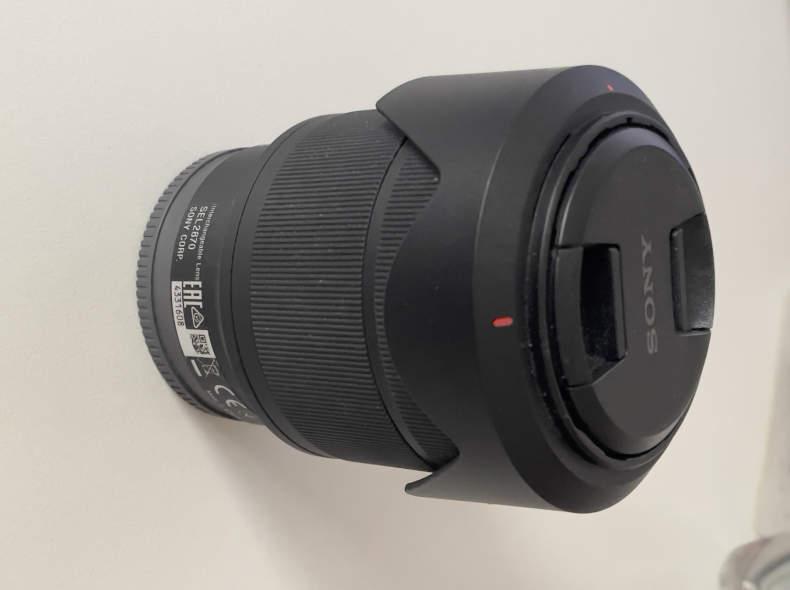 31078 Sony 28 - 70 F3.5 - 5.6