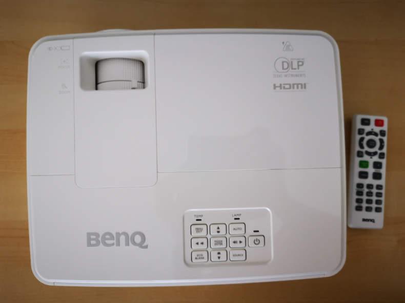 31091 Beamer / Projektor BenQ TW529