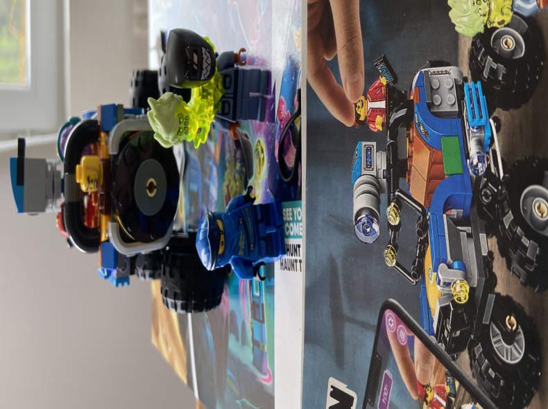 31105 Lego Bausatz 70428 HIDDEN SIDE