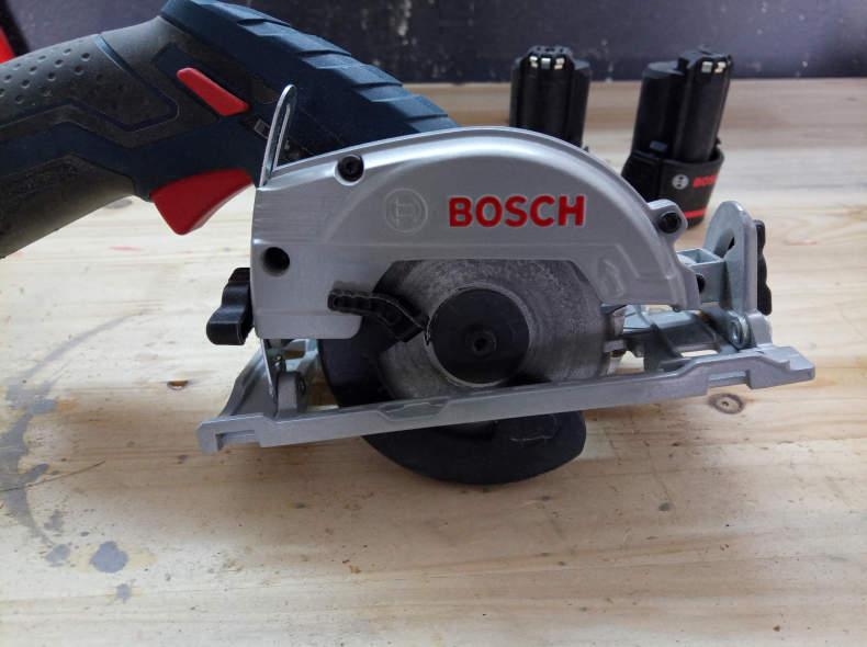 31152 Bosch Akku-Kreissäge GKS 12V-26