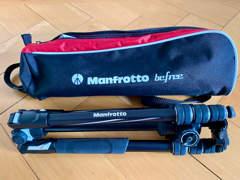 31166 Manfrotto BeFree Stativ Kugelkopf