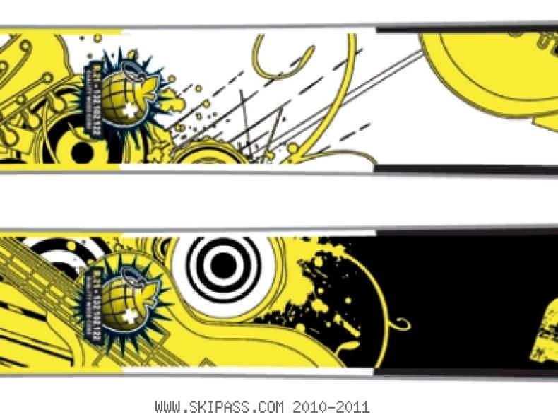 29345 Freeride / Touring Ski Movement 180