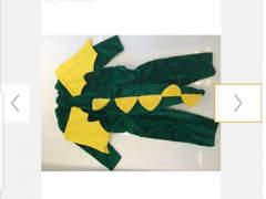 31293 Drachenkostüm / Maskottchen