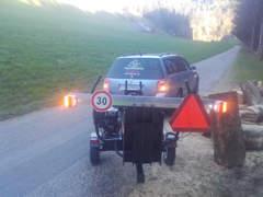 31414 Holzspalter 20 T mit Benzinmotor