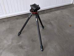 31419 Videostativ mit 60kg Tragkraft