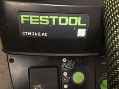 31431 Festool Sauger CTM 26