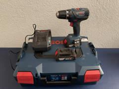31445 Akku-Bohrschrauber Bosch