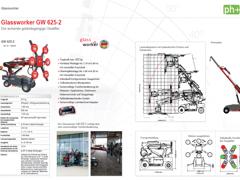 31479 Glassworker GW 625-2