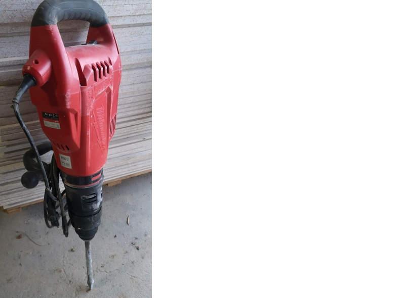 31583 Abbruchhammer, Spitzhammer gross