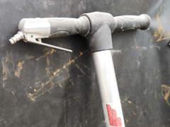 31586 Druckluft Spaten, Spitzhammer