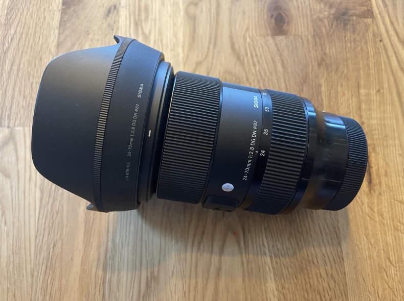 31663 Sigma 24-70mm f2,8 DG DN Art, L-Mnt