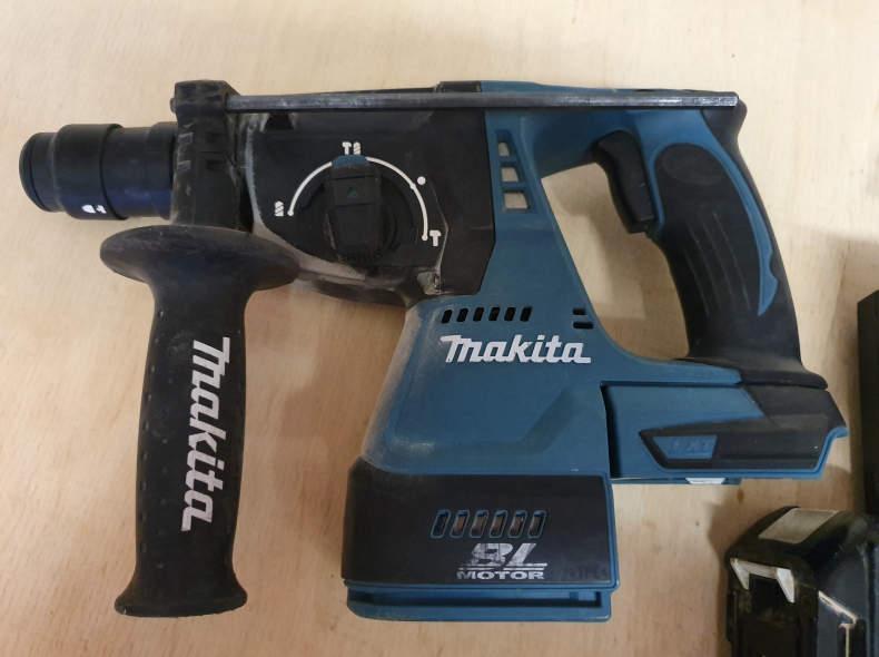 31716 Makita Akku Bohrhammer DHR 243