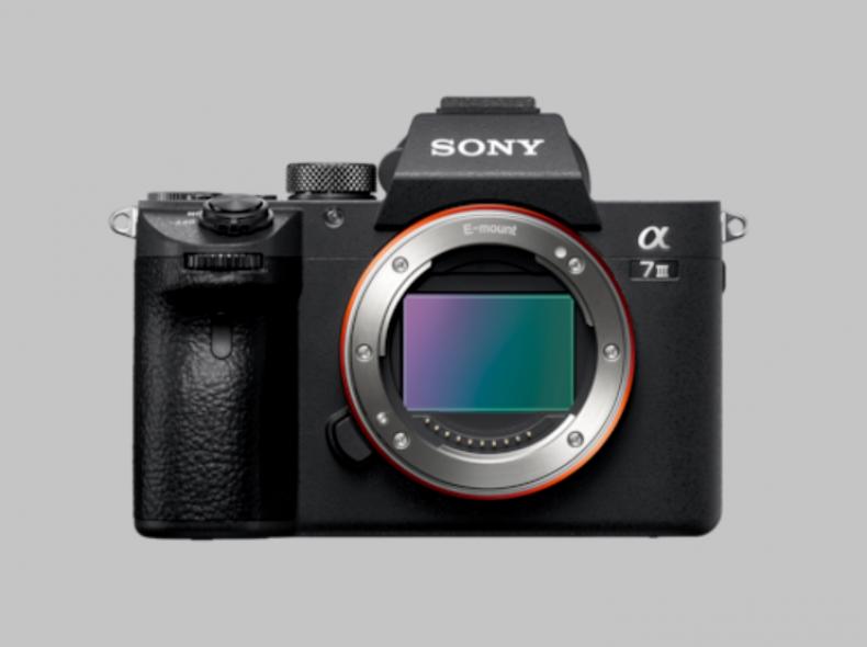 31727 Sony Alpha 7III + Objetiv 28-70