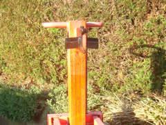 31520 Holzspaltmaschiene