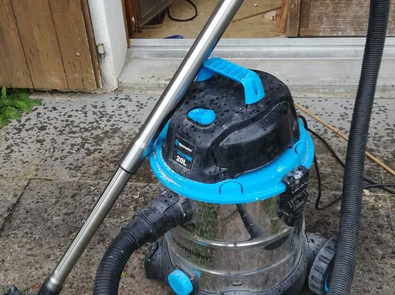 3351 Industriestaubsauger Wasserssauger