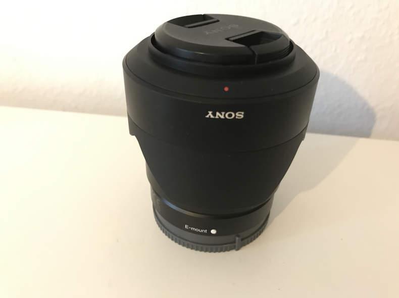 31834 Objektiv Sony FE 55mm f/1.8 ZA Zeis