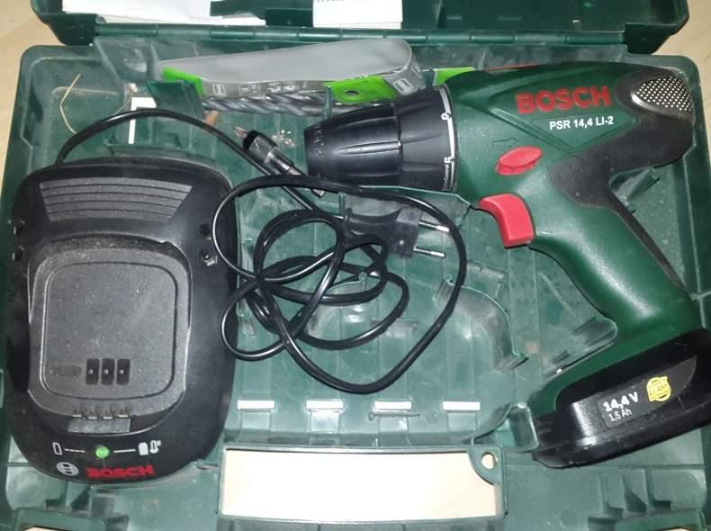 3371 Bosch Akkuschrauber