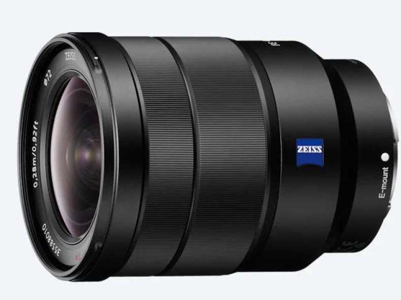 32000 Sony Vario-Tessar 16-35 F4 Zeiss OS