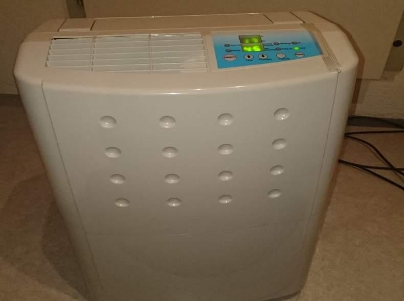 3382 Luftentfeuchter