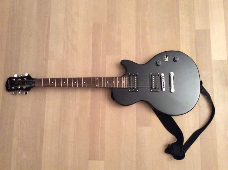 3391 E Gitarre Epiphone