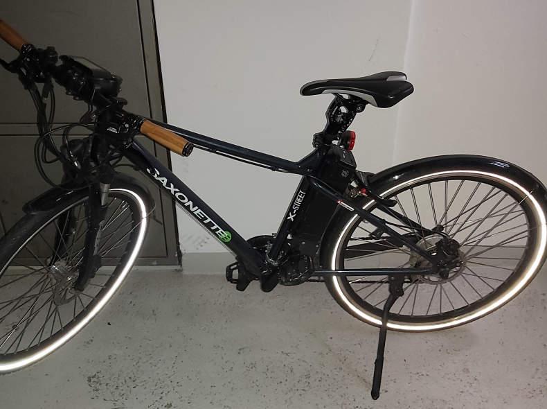 22690 E-Bike 25 km/h 70 km Reichweite