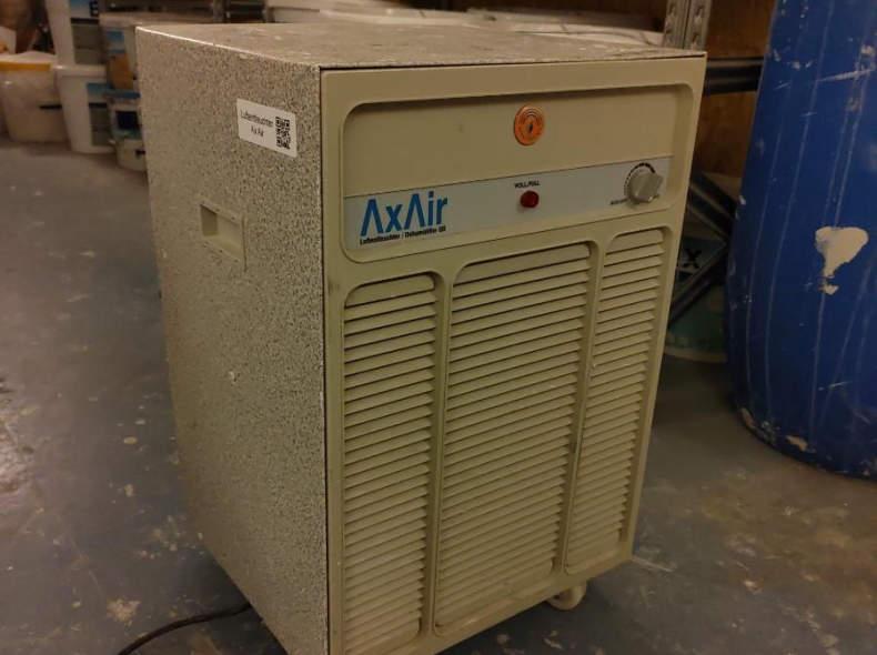 32337 Luftentfeuchter Ax Air