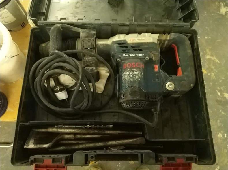 32338 Abbruchhammer Bosch GSH 5 CE