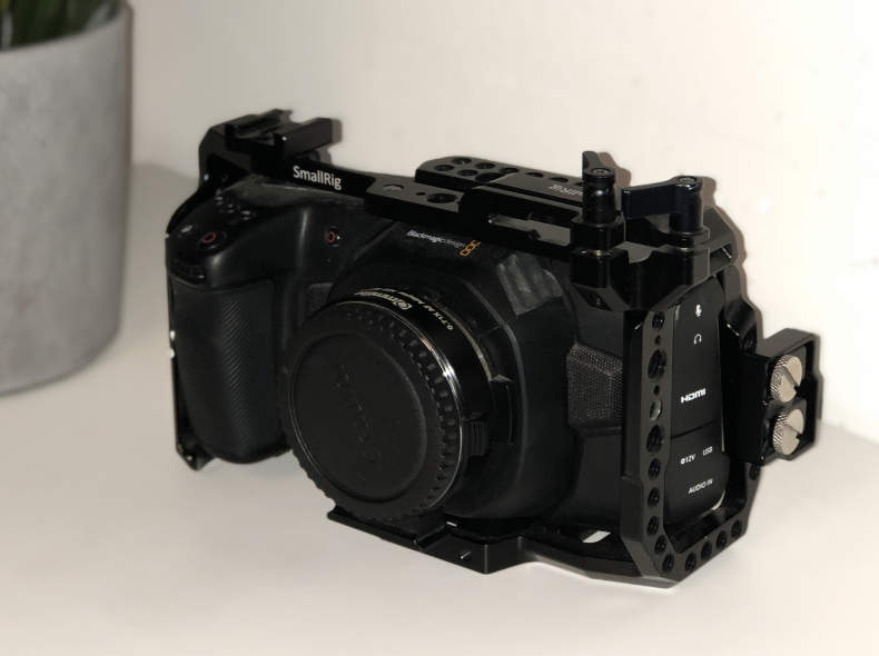 32368 Blackmagic pocket cinema camera 4K