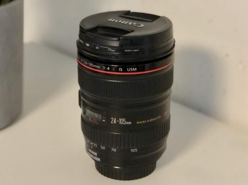 32369 Canon L 24-105 Zoom Objektiv  F4