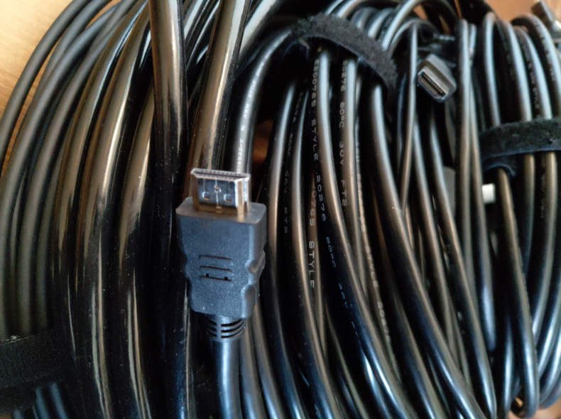 32375 Diverse HDMI Kabel bis 10m
