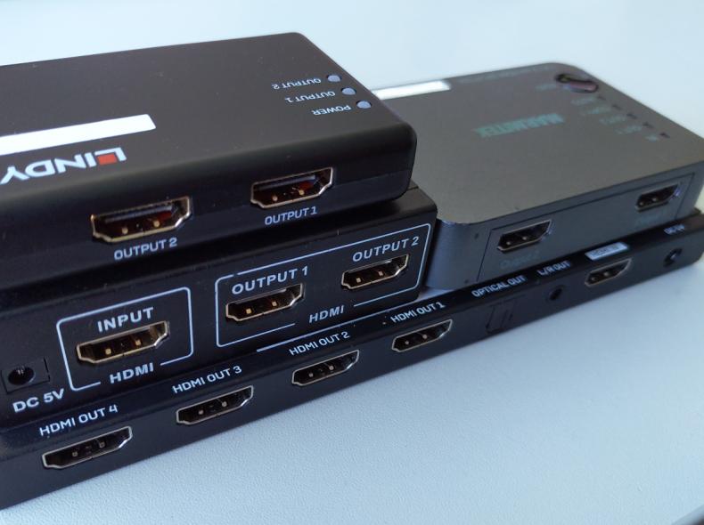 32376 HDMI Splitter