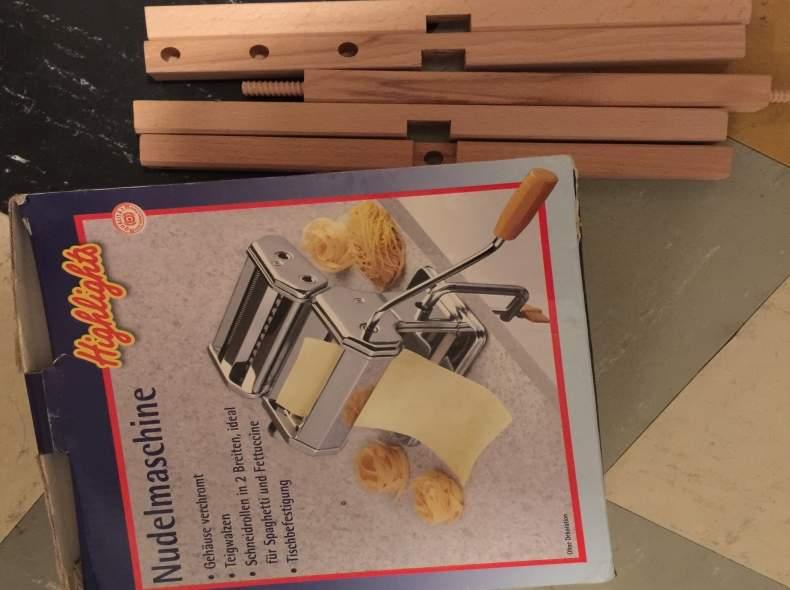 3417 Pastamaschine
