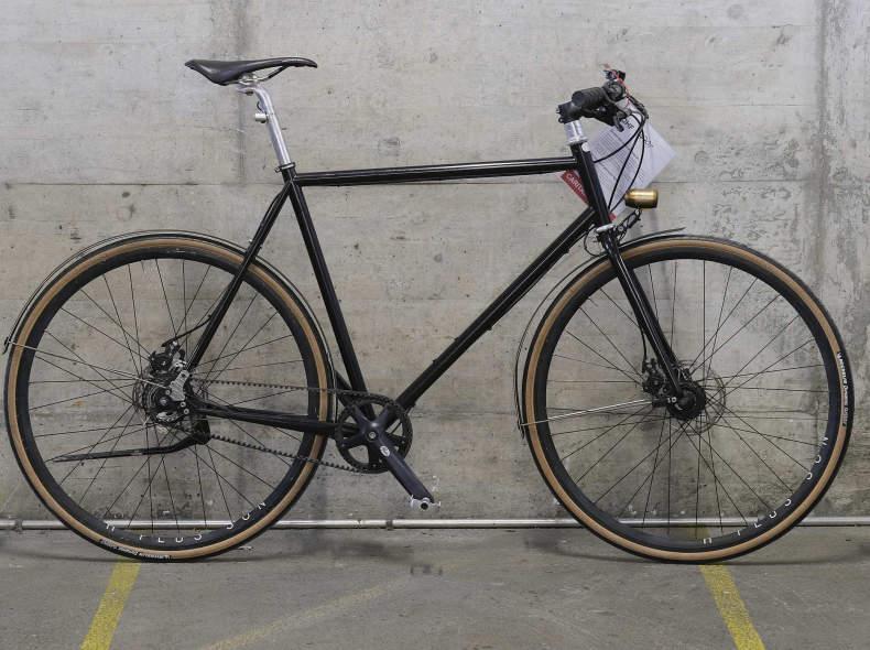 32470 Vintage-Look Stadtvelo, gr. L  58cm