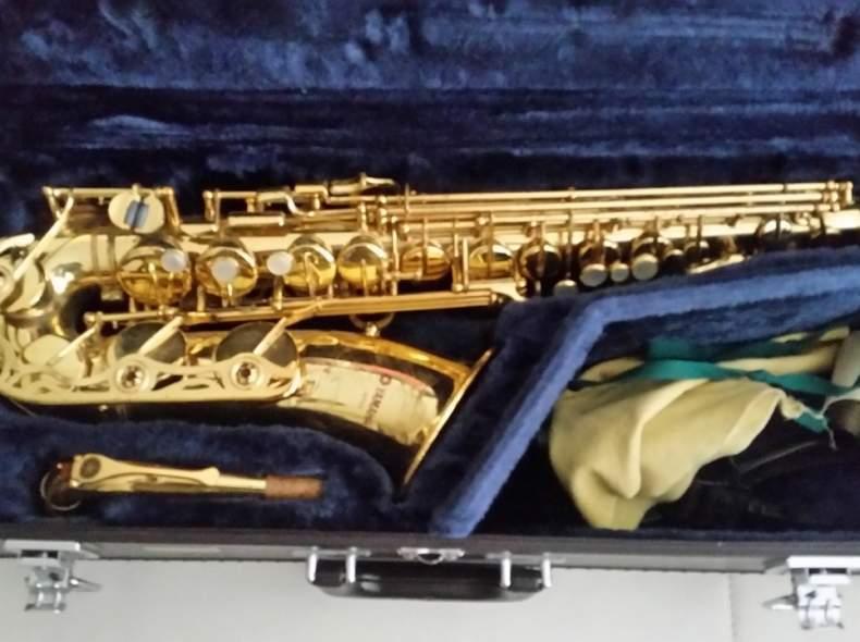 3438 Saxophon