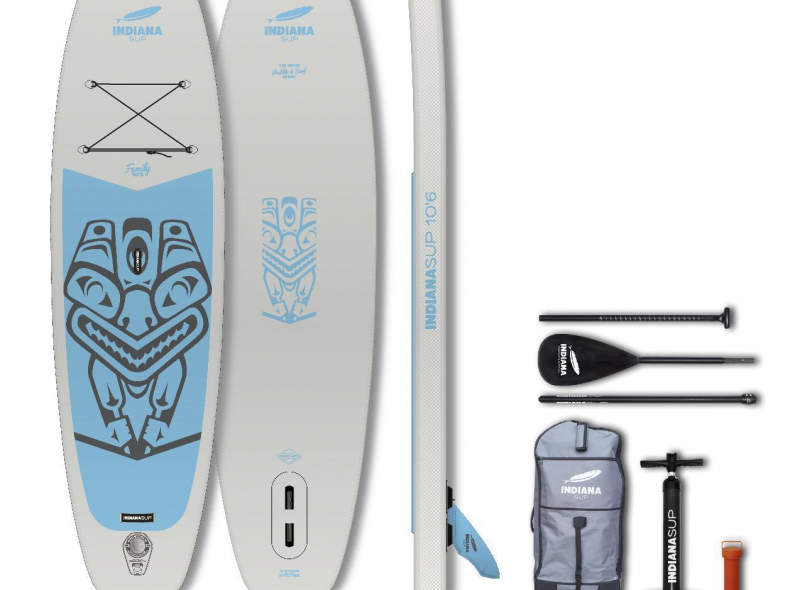 32547 Indiana SUP Family Pack 10'6