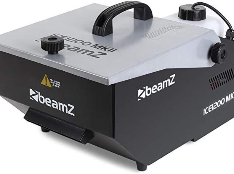 32566 Nebel Maschine  BeamZ ice1200 MK   
