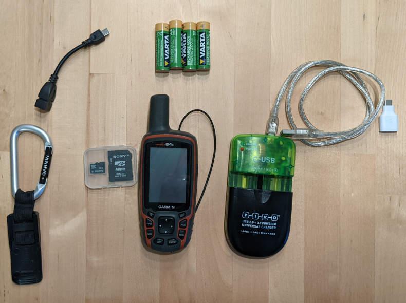 32679 GPS Garmin GPSMAP64